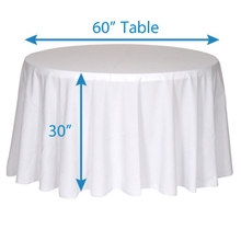 Table Covers 120""